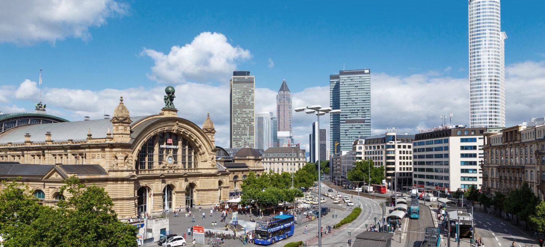 Frankfurt am Main, Hauptbahnhof (© Branko Srot – stock.adobe.com)